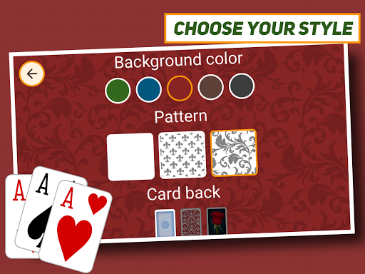 Spider Solitaire: Classic screenshot 12