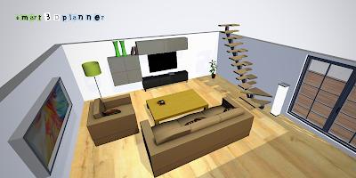 3D Floor Plan | smart3Dplanner