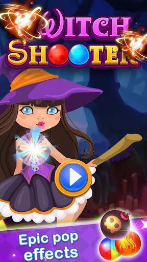 Bubble Shooter Magic Witch 1.6.0 screenshots 2