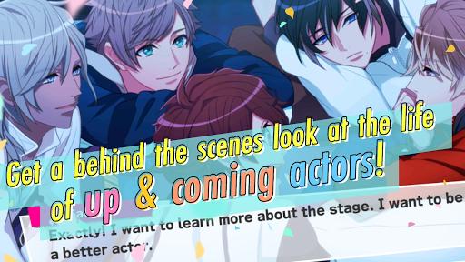 Code Triche A3! Otome Anime Game (Astuce) APK MOD screenshots 4
