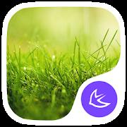 Grass-APUS Launcher theme