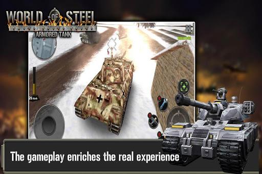 World Of Steel Armored Tank screenshots 3