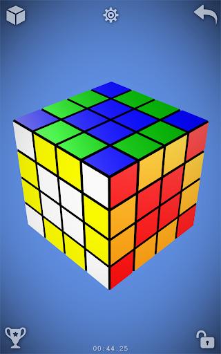 Magic Cube Puzzle 3D screenshots 12