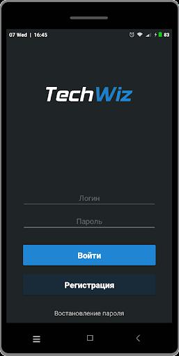 techwiz screenshot 1