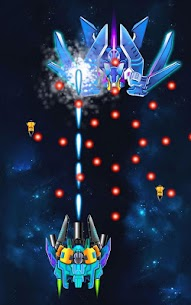 Galaxy Attack: Alien Shooter MOD APK 33.6 (God Mode) 12