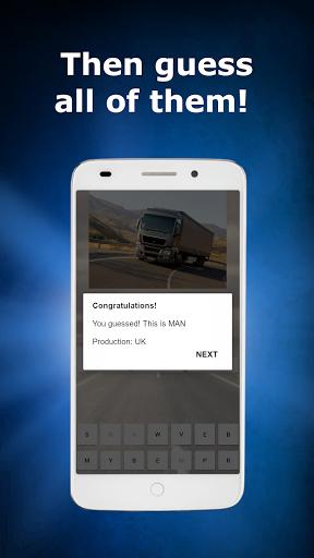 Quiz: Trucks 2.0 screenshots 3