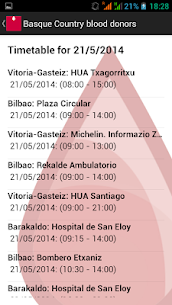 Basque Country blood donors 3