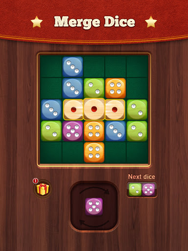 Woody Dice Merge Puzzle  screenshots 7
