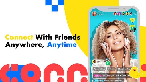 Pococha Live - Live Stream & Build Your Community apktram screenshots 5