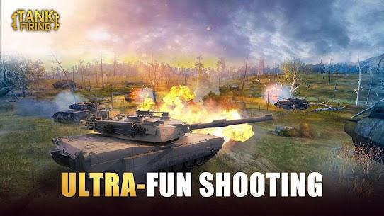 Tank Firing 4
