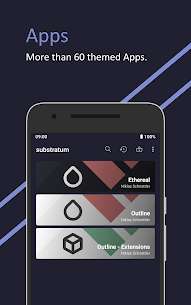 Ethereal for Substratum v35.13.2.1 [Patched] 3