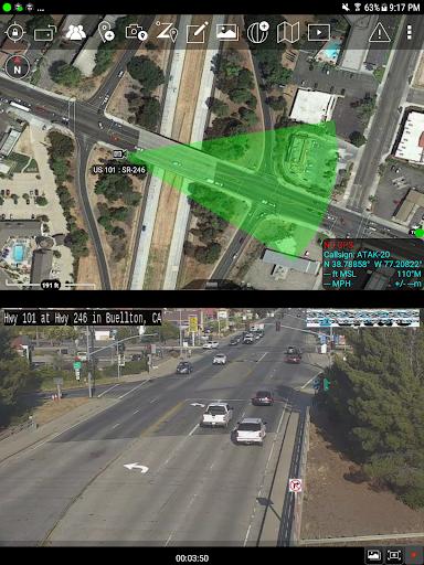 ATAK-CIV (Android Team Awareness Kit - Civil Use) android2mod screenshots 9