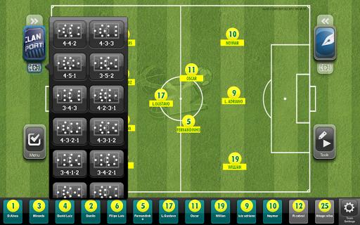 TacticalPad: Coach's Whiteboard, Sessions & Drills  Screenshots 15