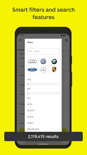 AutoScout24: Buy & sell cars screenshots 4