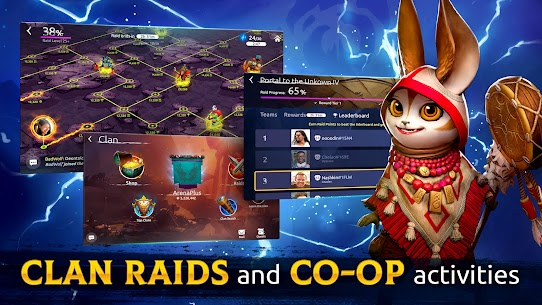 Age of Magic  RPG  Strategy Apk Download 5