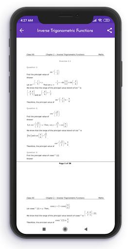 All Ncert Solutions Apkfinish screenshots 5