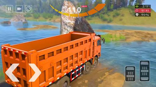 Euro Truck Simulator 2020 - Cargo Truck Driver apkdebit screenshots 11