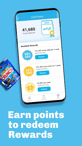 goPuff: Drink & Food Delivery 3.21.2 screenshots 5