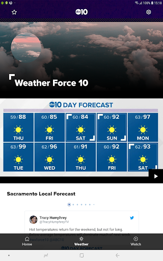 Northern California News from ABC10 42.9.18 screenshots 10