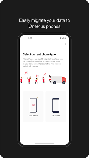 Clone Phone u2013 The official OnePlus Switch app android2mod screenshots 3