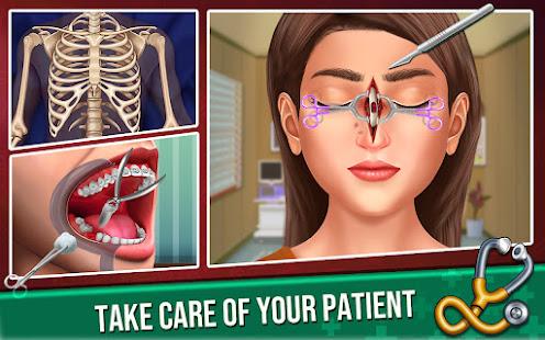 Hospital Doctor Games 2021: Free Clinic ASMR Games 3.1.16 Screenshots 5