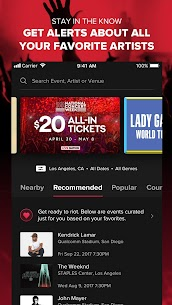 Live Nation At The For Pc   How To Download  – Windows 10, 8, 7, Mac 1
