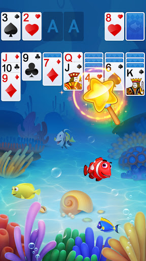 Solitaire 3D Fish 1.0.3 screenshots 2
