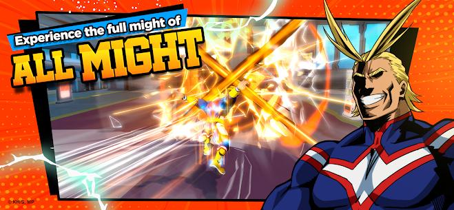 My Hero Academia: The Strongest Hero Anime RPG MOD APK (High DMG) 5