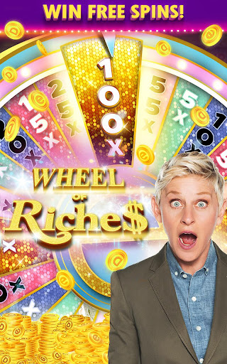 Ellen's Road to Riches Slots & Casino Slot Games modavailable screenshots 2
