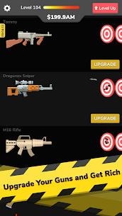 Gun Idle Mod Apk (VIP/Unlimited Money + Unlocked) 2