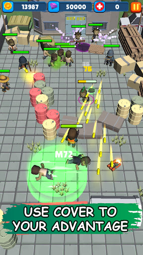 Code Triche Archer Memoirs: Zombie Survival RPG Shooter APK MOD (Astuce) screenshots 2