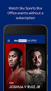 Sky Sports Box Office For Pc (Windows 7, 8, 10 And Mac) 1