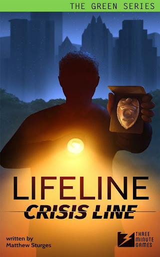 lifeline: crisis line screenshot 1