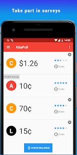 AttaPoll – Paid Surveys 1