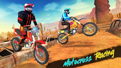 Motocross Racing: Dirt Bike Games 2020 4.0.7 screenshots 1