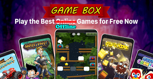 GameBox (Game center 2020 In One App) apklade screenshots 1