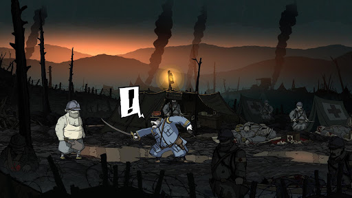 Valiant Hearts The Great War 1.0.1 screenshots 7