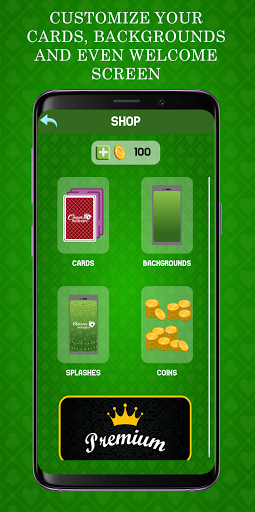 Classic Solitaire - Without Ads 2.0.5 screenshots 6