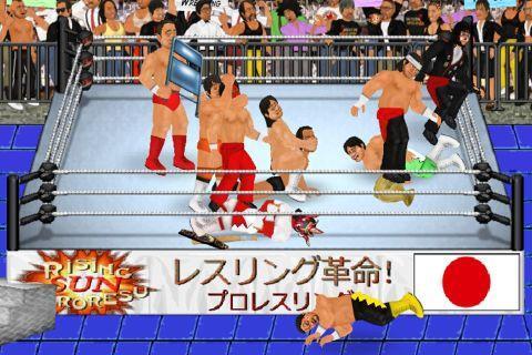Wrestling Revolution screenshots 5