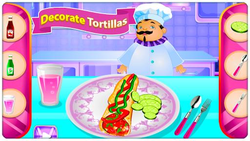 Baking Tortilla 4 - Cooking Games  screenshots 8