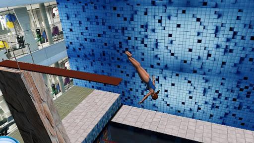 Swimming Race 3D screenshots 5