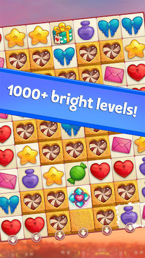 Sweet Hearts - Cute Candy Match 3 Puzzle  screenshots 4