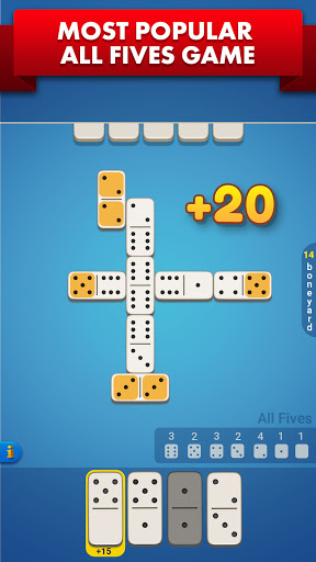 Dominoes Party - Classic Domino Board Game 4.3.14 screenshots 1