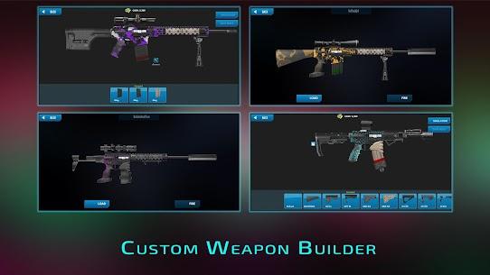 Gun Builder Simulator 2D 1.6 Full Mod Apk [NEW] 2