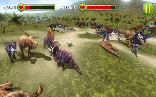 Jurassic Battle Simulator 3D  screenshots 12