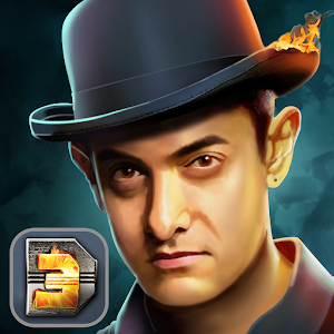 Dhoom3 The Game 4.4 by 99Games logo