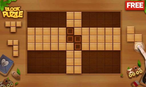 Wood Block Puzzle android2mod screenshots 24
