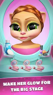 Talking Cat Emma - My Ballerina 1.3.9 Screenshots 3
