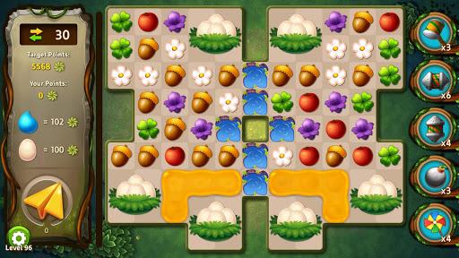 Mystery Forest - Match 3 Game Puzzle (Rich Reward) apkdebit screenshots 2