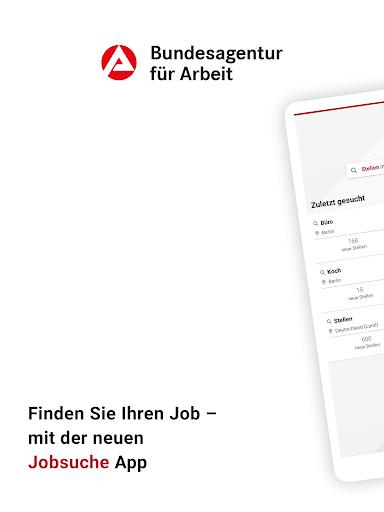Jobsuche – die neue JOBBÖRSE  screenshots 6